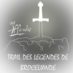 Logo Trail Brocéliande
