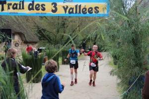 Arrivée 2012 - 3 Vallées